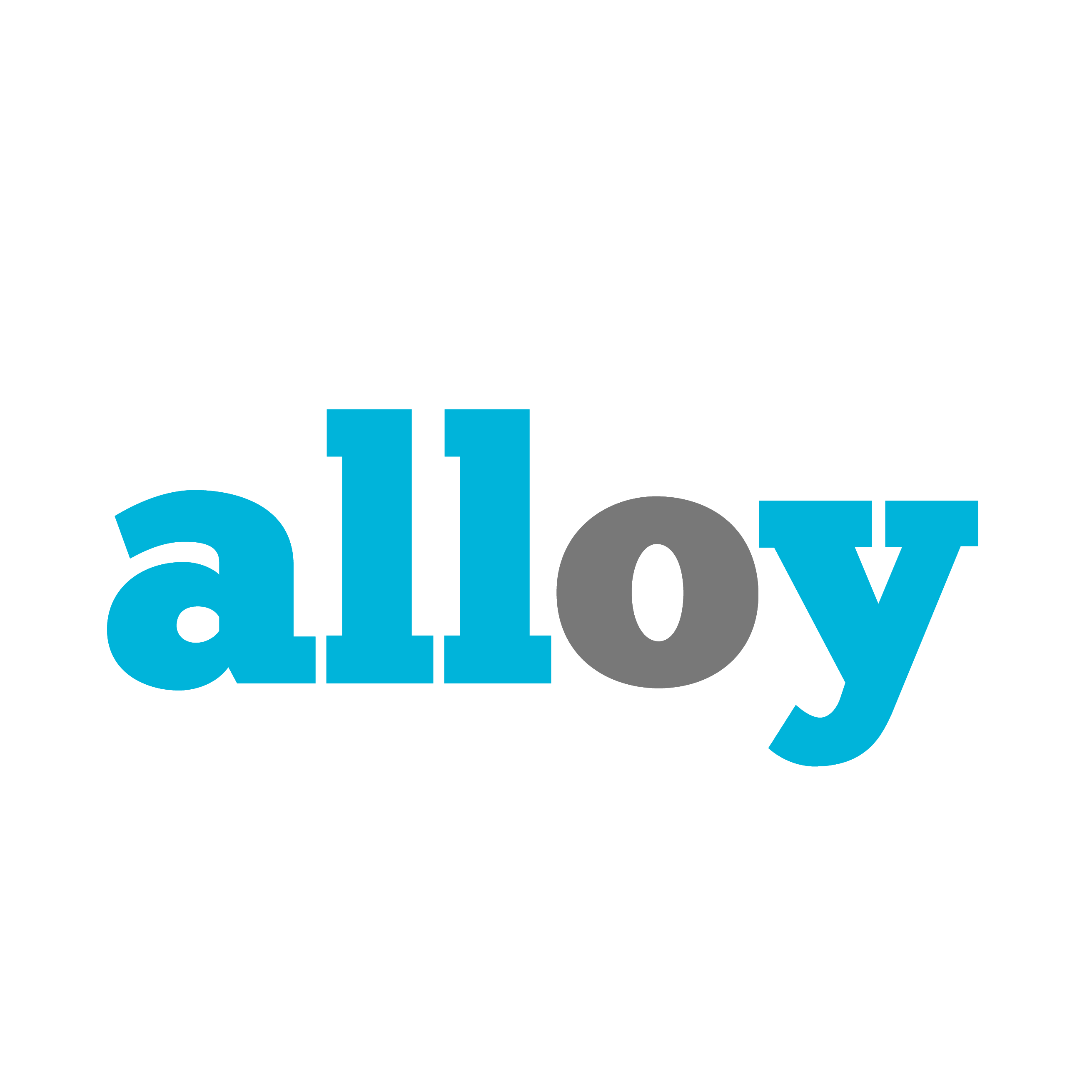 Project Alloy logo
