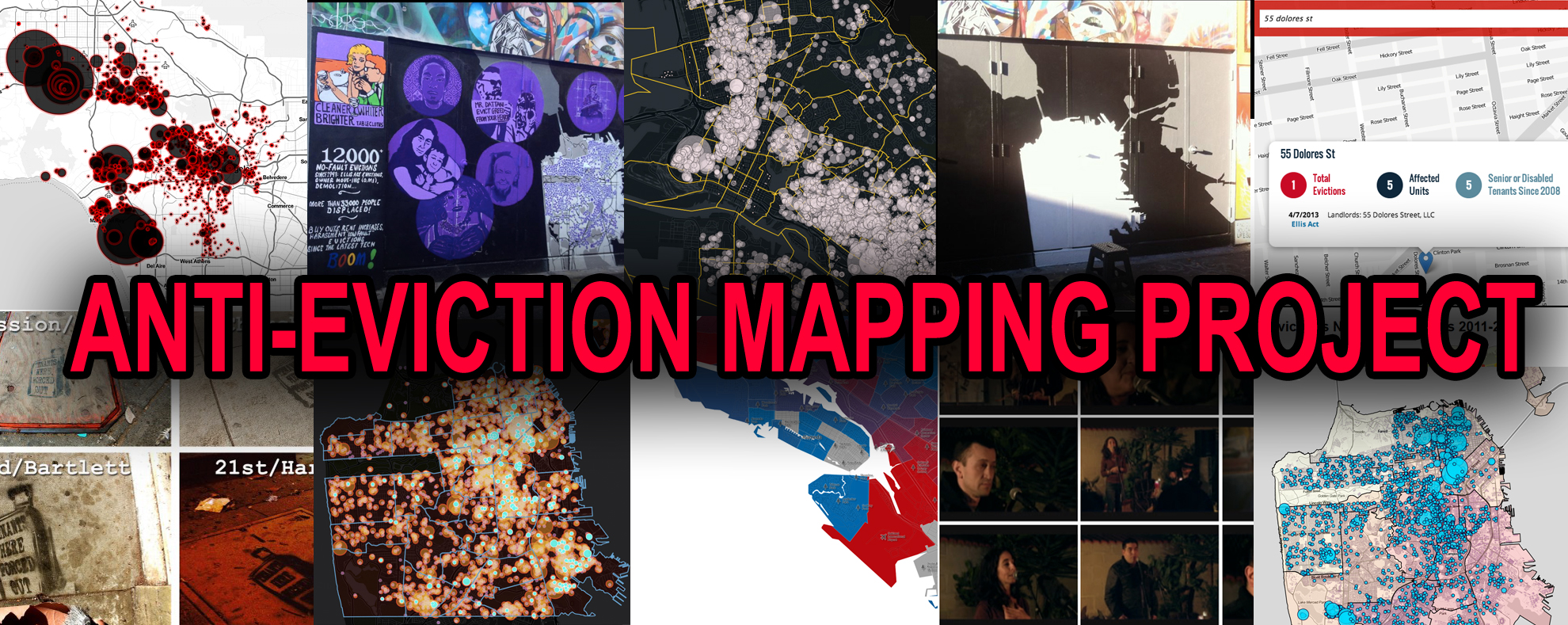 The Anti-Eviction Mapping Project