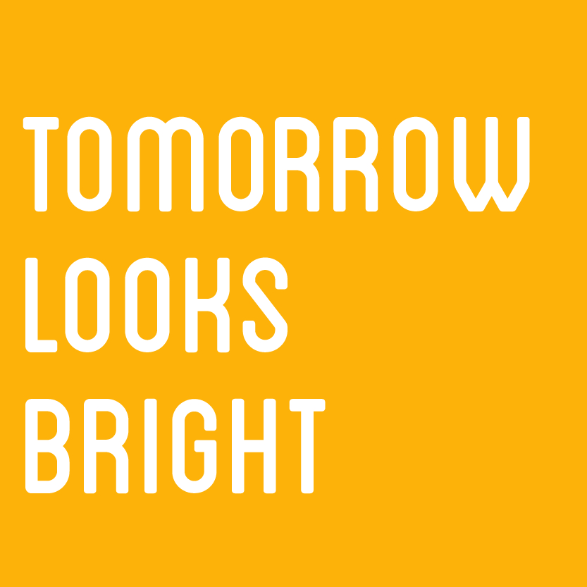 Tomorrow Looks Bright logo
